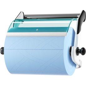 Tork W1 Vægstativ, hvid/blå