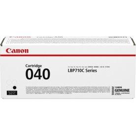 Canon 040/0460C001 lasertoner, 5400 sider, sort