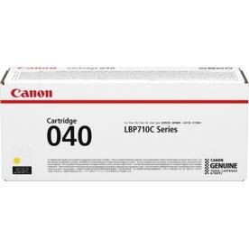 Canon 040/0454C001 lasertoner, 5400 sider, gul
