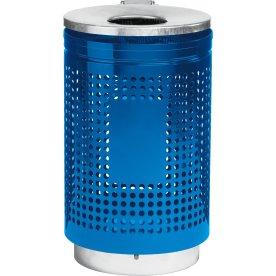 RMIG affaldsspand type 823U, blå