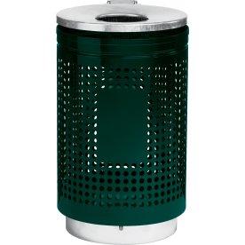 RMIG affaldsspand type 823U, grøn