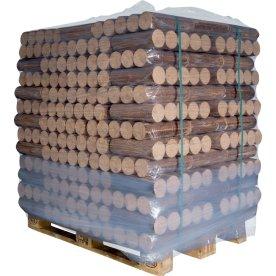 Deluxe bøgebriketter - 104x10 kg = 1040 kg