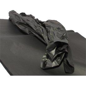 Silkekardus 50 x 75 cm, sort, 480 ark