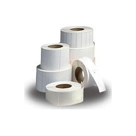 Zebra Label roll, 31x22mm