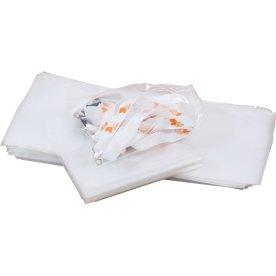 Plastpose til posesvejser 400 x 600 mm, 500 stk.