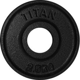 Titan Box Plate, 2,5 kg