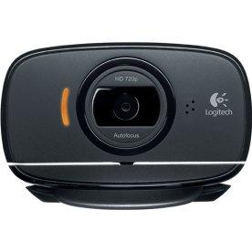 Logitech B525 HD Webcam med USB-tilslutning