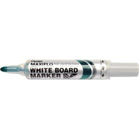 Pentel MWL5M Maxiflo whiteboard marker, grøn