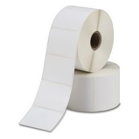 Zebra Label roll, 57x32mm  Z-select 20000D