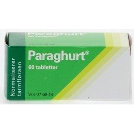 Paraghurt Tabletter, 60 stk.