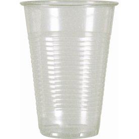 Plastglas 40cl, blød splintfri fadøl/vand -m/streg