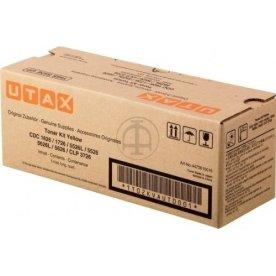 Utax TA/Triumph-Adler 4472610016 lasertoner, gul