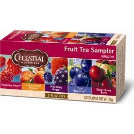 Celestial frugt te, 5 slags ass., 20 breve
