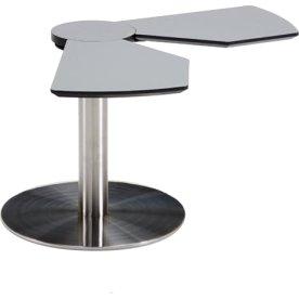 Butterfly bord til Cody Lounge sofa, H 75 cm