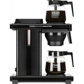 Moccamaster Moccaserver kaffemaskine, sort