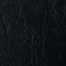 GBC Leather-Grain Indbindingsomslag, A4, sort
