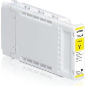 EPSON T692400 UltraChrome XD, blæk, gul