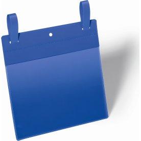 Durable Lagerlommer m/stropper, A5 tværformat