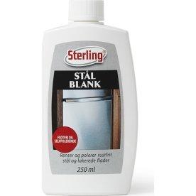 Sterling Stål Blank, 250ml