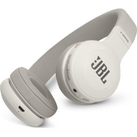 JBL E45BT trådløse On-ear hovedtelefoner, hvid