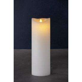 Sara Exclusive LED lys, Hvid, H 30 x 10 cm