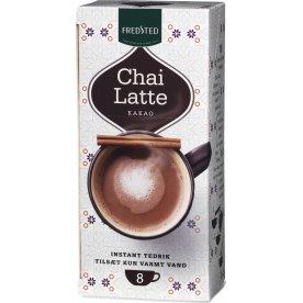 Fredsted Chai Latte kakao instant te, 8 sticks