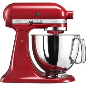 KitchenAid Artisan Standmixer, Rød 4,8 L