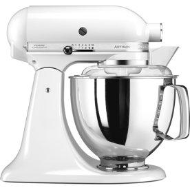 KitchenAid Artisan Standmixer, Hvid 4,8 + 3 L