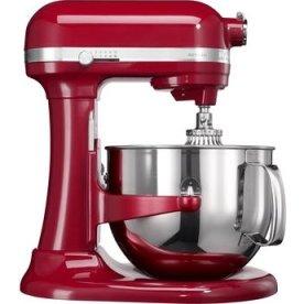 KitchenAid Artisan Standmixer, Rød 6,9 L
