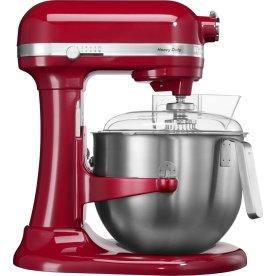 KitchenAid Heavy Duty Standmixer, 6,9 L, rød