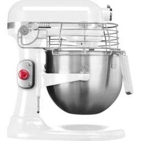 KitchenAid Professional standmixer, 6.9 L, hvid