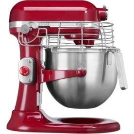 KitchenAid Professional standmixer, 6.9 L, rød