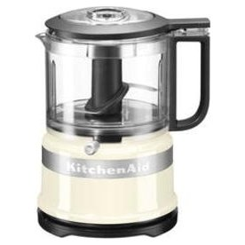 KitchenAid mini-foodprocessor, creme - 0,95 liter