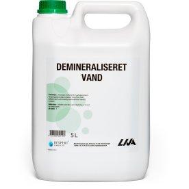Liva Demineraliseret Vand, 5 L dunk