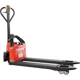 Elektrisk palleløfter m/batteri, 1350 mm, 1500 kg