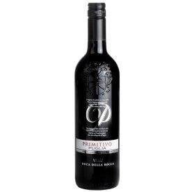 Duca della Rocca Primitivo Puglia, rødvin