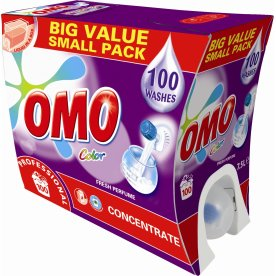 Omo Liquid Colour Tøjvask, 7,5 L