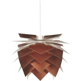 Pineapple Medium, Kobber Look, Ø 45 cm