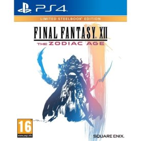 Final Fantasy XII: The Zodiac Age til PS4