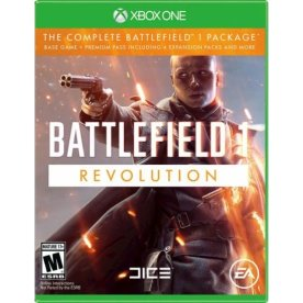 Battlefield 1 Revolution til Xbox One