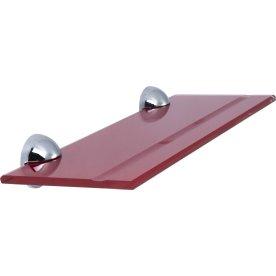 Vanerum pennehylde til magnetisk glastavle, rød