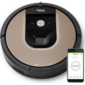 iRobot Roomba 966 - Robotstøvsuger