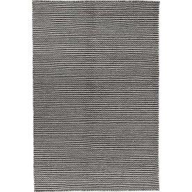 Pilas tæppe, 140x200 cm., sort
