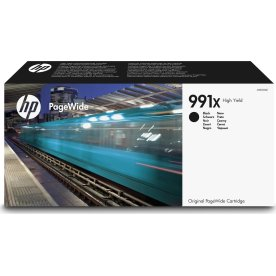 HP 991X/M0K02AE blækpatron, sort, 20000s