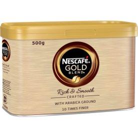 Nescafé Gold instant kaffe, 500g