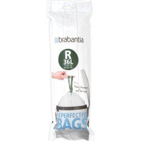 Brabantia Affaldspose R, 36 liter, 10 stk.