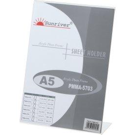 Brochureholder display A5