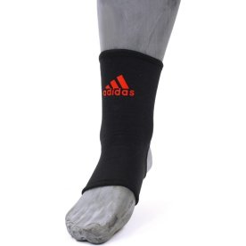 Adidas ankelstøtte, str. M