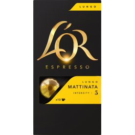 Lór capsule Matinata Kaffekapsler, 10 stk.