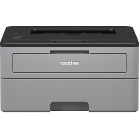 Brother HL-L2310D sort/hvid laserprinter